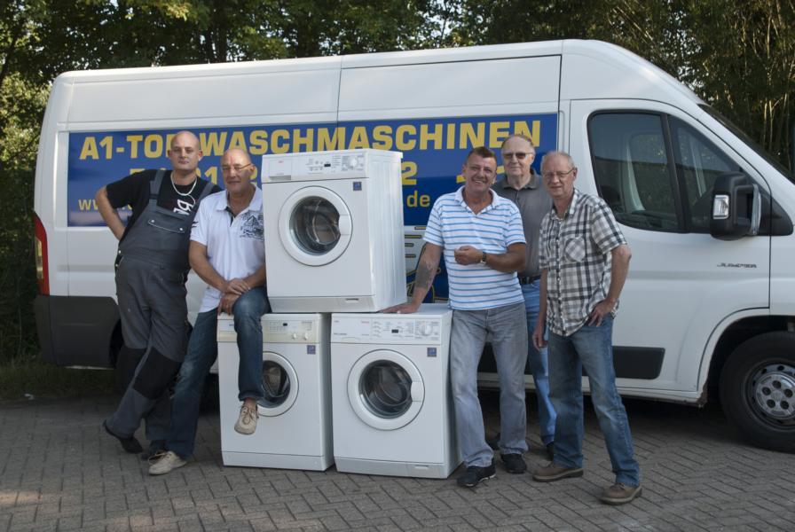 Online Waschmaschinen Shopde